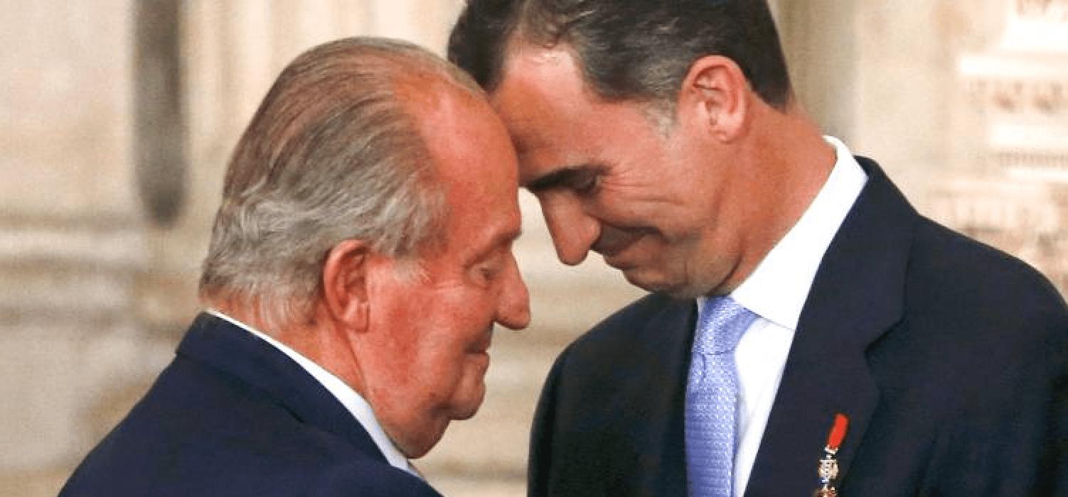 Tras el anuncio de SM El Rey de dejar España de abandonar España 'volver', se hace más imprescindible escuchar este podcast sobre el ya XRey D. Juan Carlos.