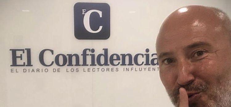 El polifacético periodista José Luis Losa informará a partir de ahora en El Confidencial sobre temas de economía y empresas andaluzas, además de un blog.