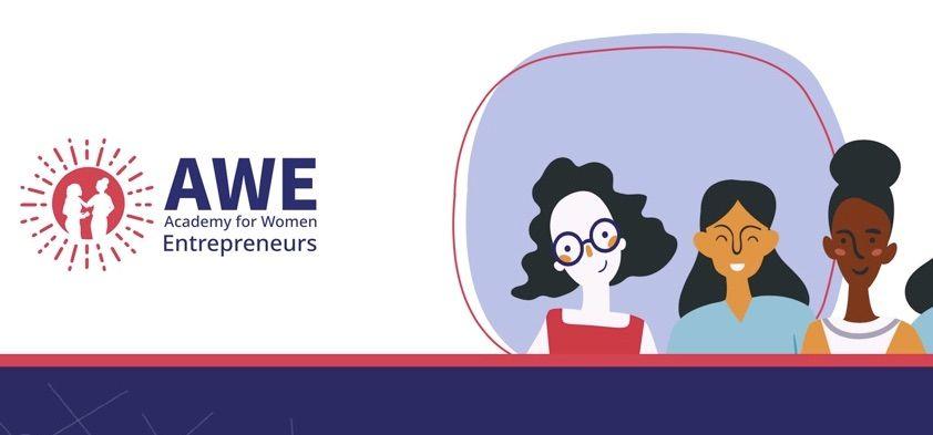 """Embajada EEUU y la W Startup Community (WStartupC) te ofrecen 30 becas para participar en la segunda edición del programa """"Academy for Women Entrepreneurs""""."""