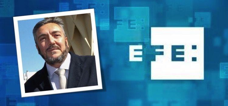 El periodista Enrique Cervera Grájera será el nuevo director gerente de la agencia EFE, según acordó en el día de ayer su Consejo de Administración.