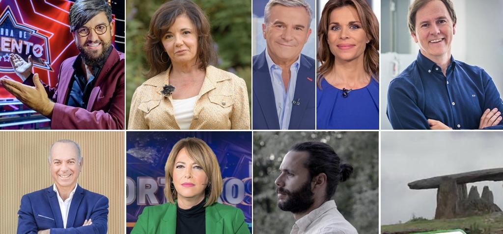 En la particular batalla de las televisiones públicas en Andalucía por la audiencia Canal Sur venció a TVE con un 8,7% share el sábado y un 8,5% el domingo.