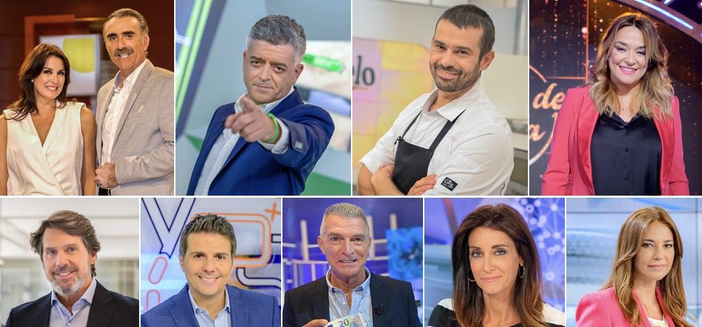 """""""La Tarde, aquí y ahora', 'Andalucía Directo' y 'Comételo' son los grandes revulsivos de una audiencia con lunes """"de récord""""."""