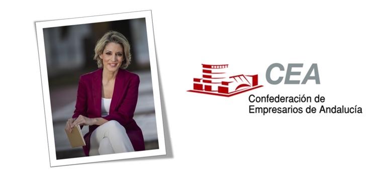 La periodista sevillana Patricia García Mahamud pasará a ser la responsable de la gestión profesional de la comunicación en la patronal andaluza.