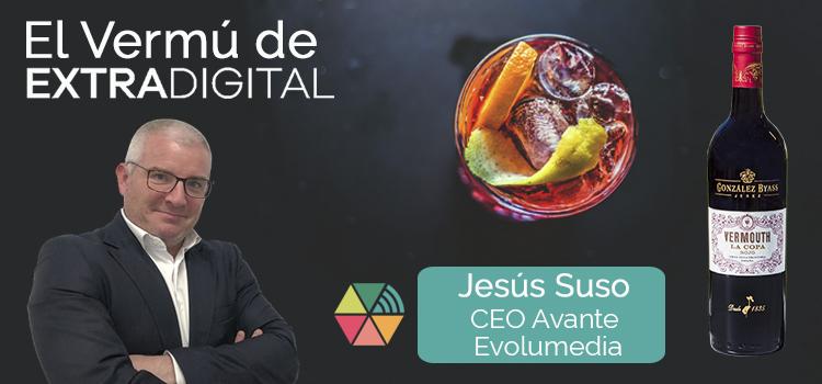 Jesus Suso ceo avante evolumedia