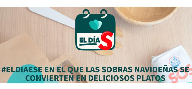 Too Good To Go y Fundación Ebro, a través de Arroz SOS, se unen para declarar, a partir de ahora, el 26 de diciembre como 'El Día S' (#ElDíaEse).