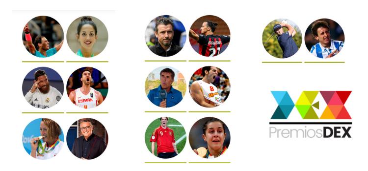 ElDesmarque desde hace cuatro años premia al deporte y su poder transformador de vidas con referentes como Rafa Nadal, Mireia Belmonte o Michael Robinson.