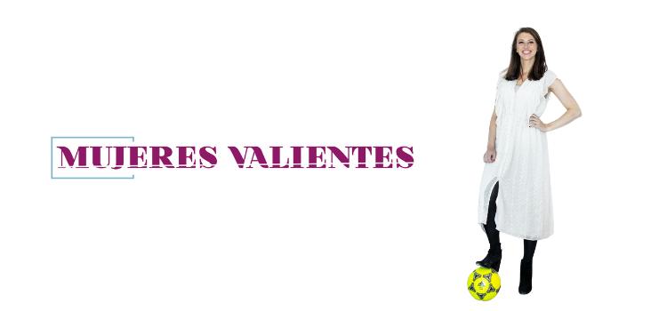 Serie Mujeres Valientes. Brittany Gropp, proyecto futboLISTAS. Enseñar a las niñas que el fútbol no es sólo deporte, sirve tambien para lograr propósitos.