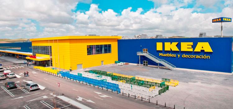 IKEA buscar editor web para la tienda de Jerez