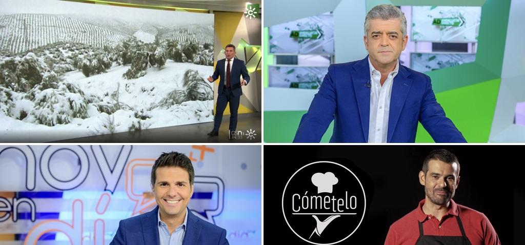 Estos 'dobles dígitos' de share fueron el tercer mejor registro entre las televisiones autonómicas, solo superado por TV3 y ETB2.