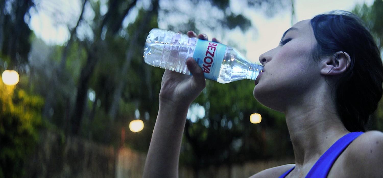 bezoya botellas recicladas