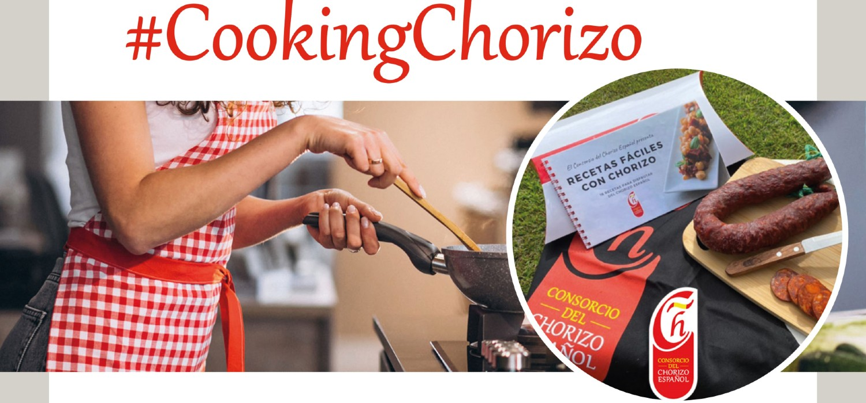 #cookingchorizo-en-las-redes