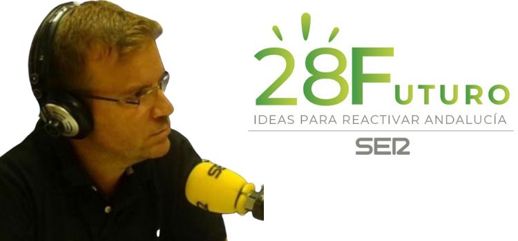 La SER Andalucía, con Fernando Pérez Mongió, ofrecerá una amplia oferta de entrevistas y reportajes para analizar el momento de la autonomía andaluza.