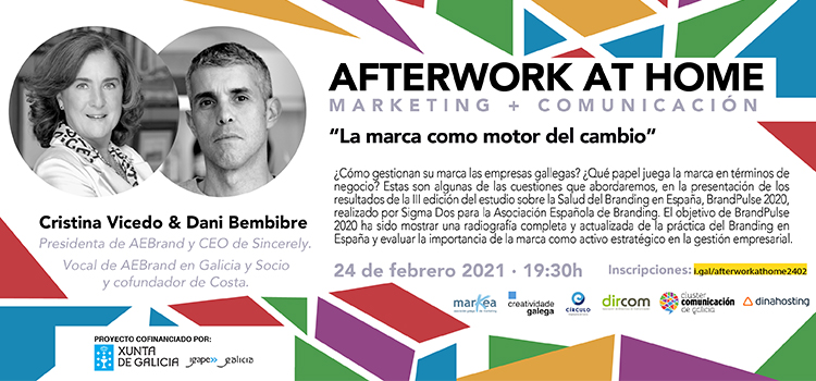 afterwork at home febrero