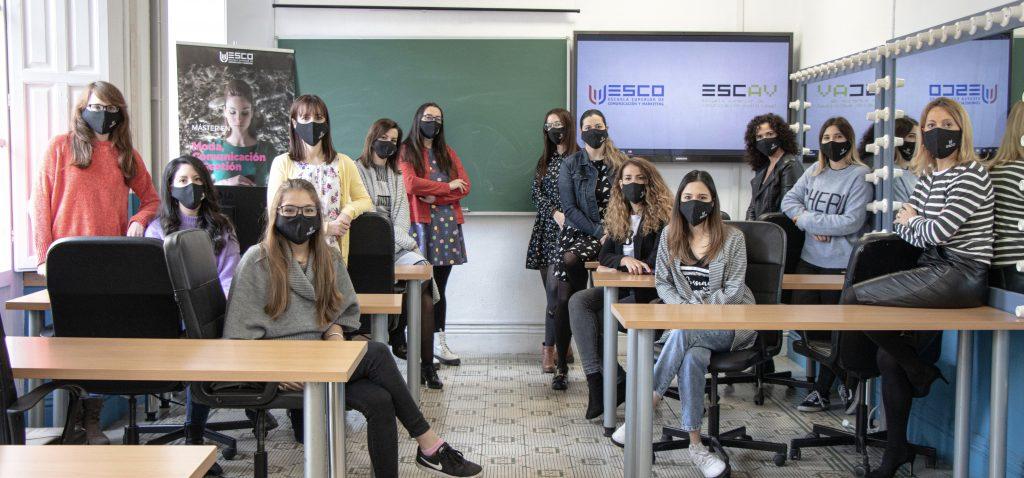 El 68% de los alumnos del Grado de Comunicación de ESCO son mujeres. La presencia femenina en estudios técnicos o de ámbito empresarial crece año a año.