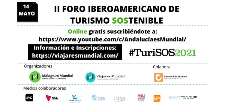 """Esta segunda reunión profesional del sector turístico Internacional, esta segunda reunión internacional vrsará sobre la """"SOStenibilidad actual y futura """"."""