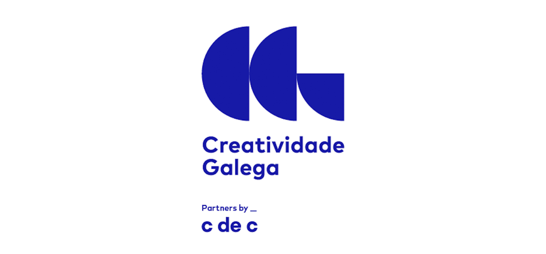 logo creatividade galega