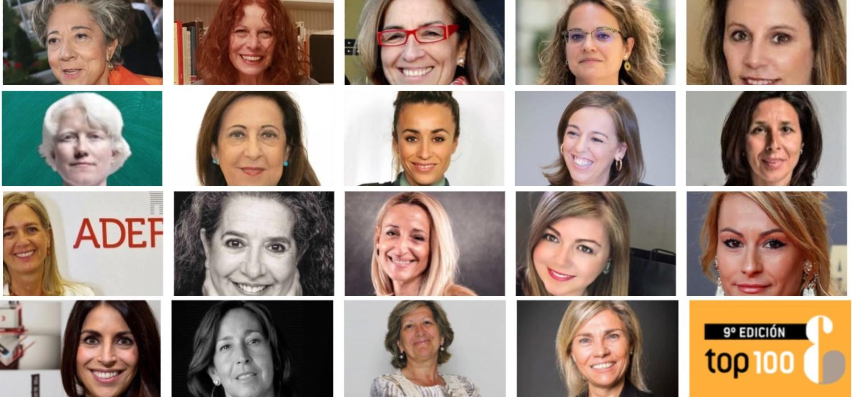 top 100 mujeres castilla y leon