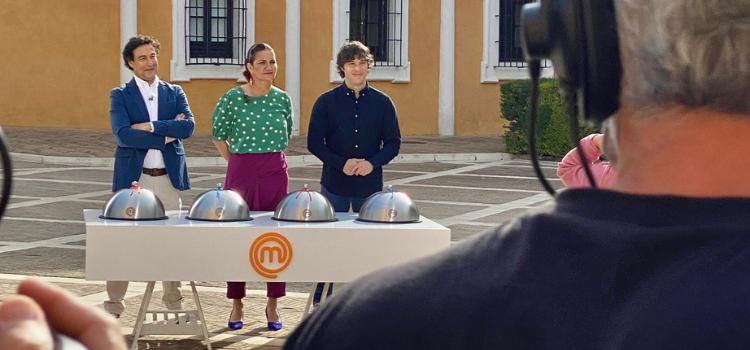 Los Reales Alcázares de Sevilla ha sido el escenario de la prueba de exteriores de la novena temporada del concurso estrella de TVE.