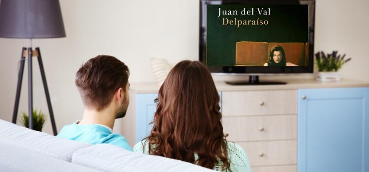 """La productora presumiblemente será Atresmedia donde Juan del Val es guionista de """"El Hormiguero"""", colaborador y donde edita sus novelas."""