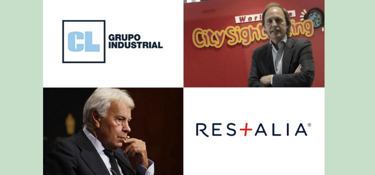 Junto al Presidente del Gobierno, también han sido distinguidos el empresario Enrique Ybarra, Grupo Industrial CL, y Grupo Restalia.