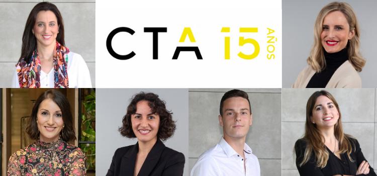 Conoce al equipo de comunicación de Corporación Tecnologica de Andalucía, con Vanessa Moreno Rangel como DIRCOM y Verónina Romero como última incorporación.
