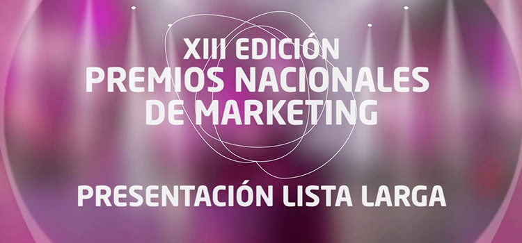 lista larga premios nacionales marketing