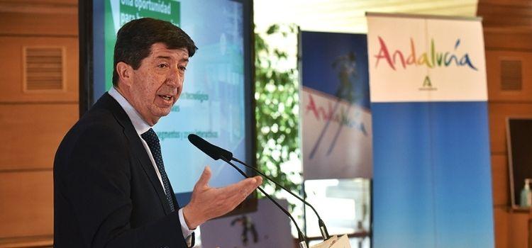 FITUR acogerá la presentación de la nueva identidad del Destina Andalucía. El maestro de ceremonias será Juan Manuel Moreno Bonilla.