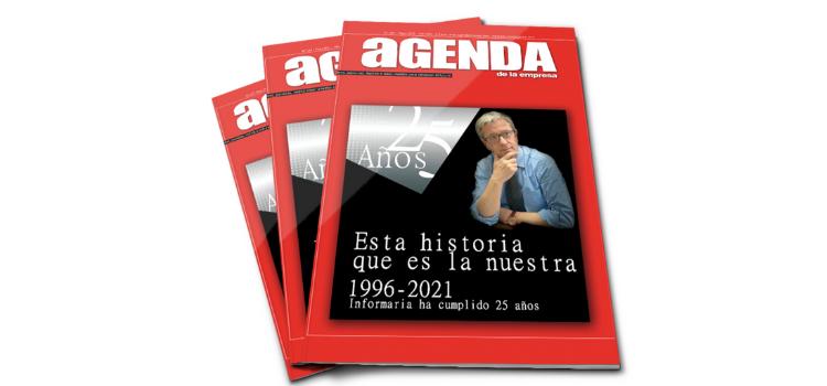 El grupo Informaria se jubila, o más bien pasa al júbilo. Ahí quedan sus 231 números, radiografía de la economía andaluza en el último cuarto de siglo.