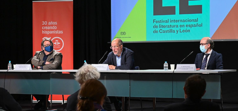 Festival Internacional de Literatura en Español de Castilla y León (FILE)