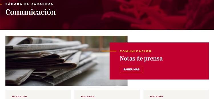 camara-zaragoza-comunicacion-web