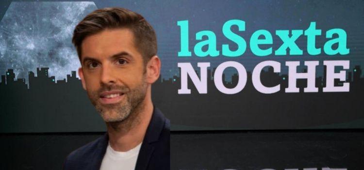 José Yélamo y Verónica Sanz serán los nuevos presentadores de 'laSexta Noche' tras la mudanza de Iñaki López a 'Más Vale Tarde'.
