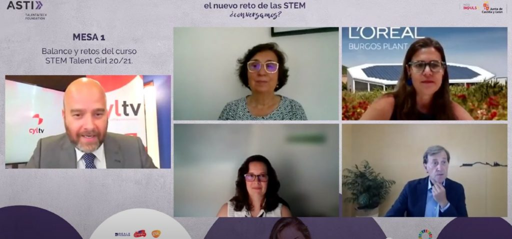 STEM Talent Girl Conference