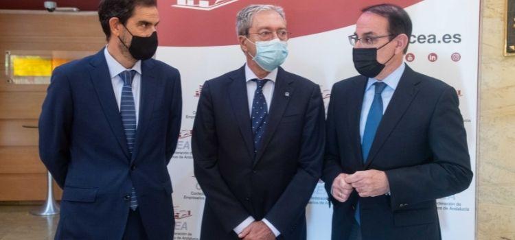 La Confederación de Empresarios de Andalucía (CEA) ha acogido un encuentro centrado en la 'Innovación abierta para el reto de la Economía Circular'.