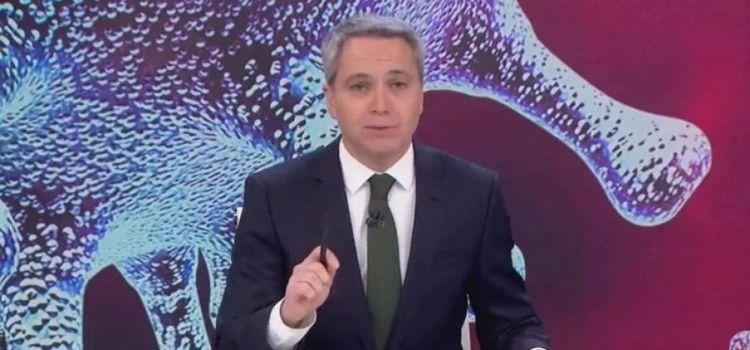 Vicente Vallés nos narra en primera persona, con mirada crítica, su experiencia sobre el tratamiento de la COVID-19 en la televisión.
