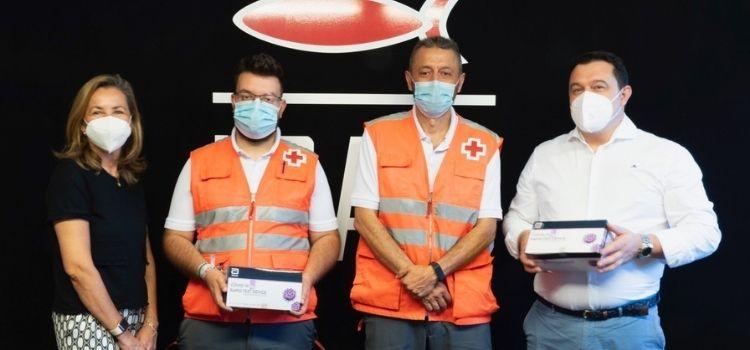 La empresa colabora con las entidades sociales y sanitarias en la detección y control de la propagación del covid19 en Málaga y La Línea de la Concepción.