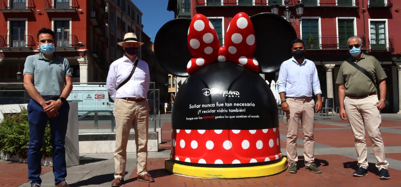 Ecovidrio Disney Valladolid