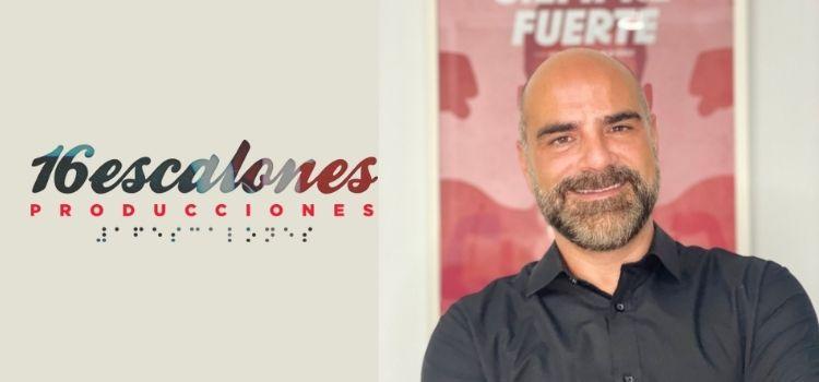 La productora de Manu Sánchez refuerza su área de creación audiovisual. Miguel Ángel Arango es miembro de la Academia de Cine.