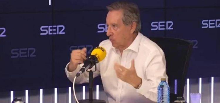 """Iñaki Gabilondo ha dicho adiós a las ondas en una entrevista con Aima Bretos en La Ser. """"Tengo la convicción de que se ha acabado"""", ha comentado."""