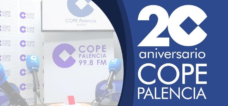 COPE Palencia 20 aniversario
