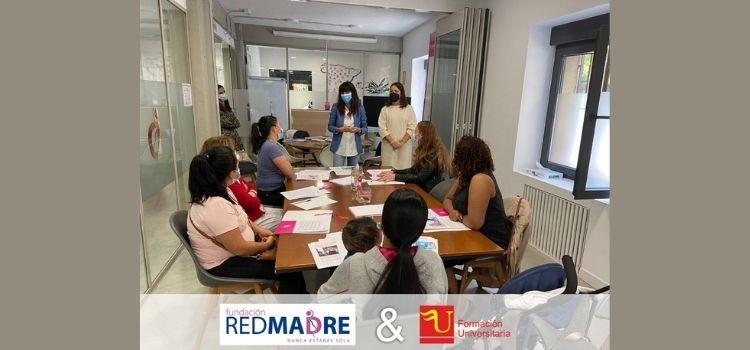 Formación Universitaria y REDMADRE colaborarán con hasta 10 becas para un embarazo impresvisto no lastre la formación de estas mujeres.