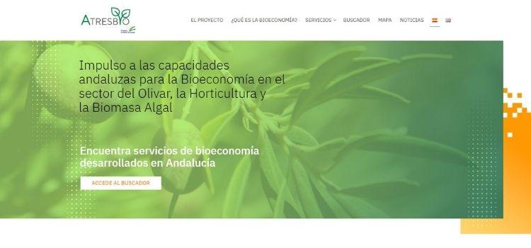 20 grupos de investigación andaluces y 15 empresas ya forman parte del mapa online, localízalos. Lo pone en marcha la Corporación Tencológica de Andalucía.