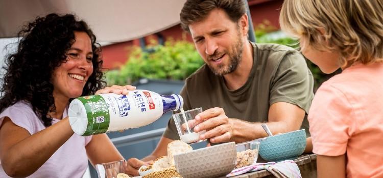 pascual botella de leche